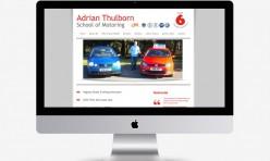Adrian Thulborn Website