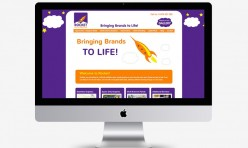 Rocket Print Promotions Website