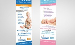 Sole Nutrition Roller Banners