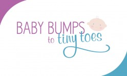 Baby Bumps to Tiny Toes Logo