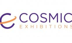 Cosmic Exhibitions logo