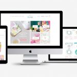Suzy Stick It Website & Branding