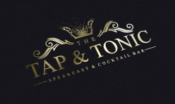 Tap And Tonic Logo Design