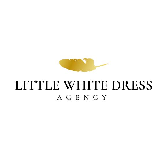Little White Dress Agency Logo Design