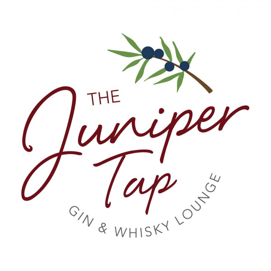 Juniper Tap Grantham Logo Design