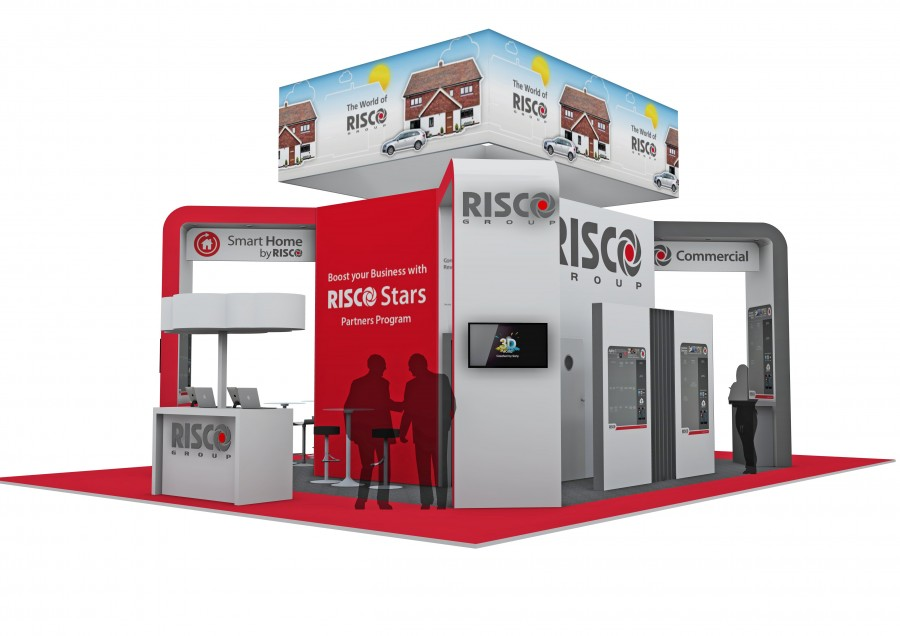 Risco Space Only Bespoke Exhibition Design