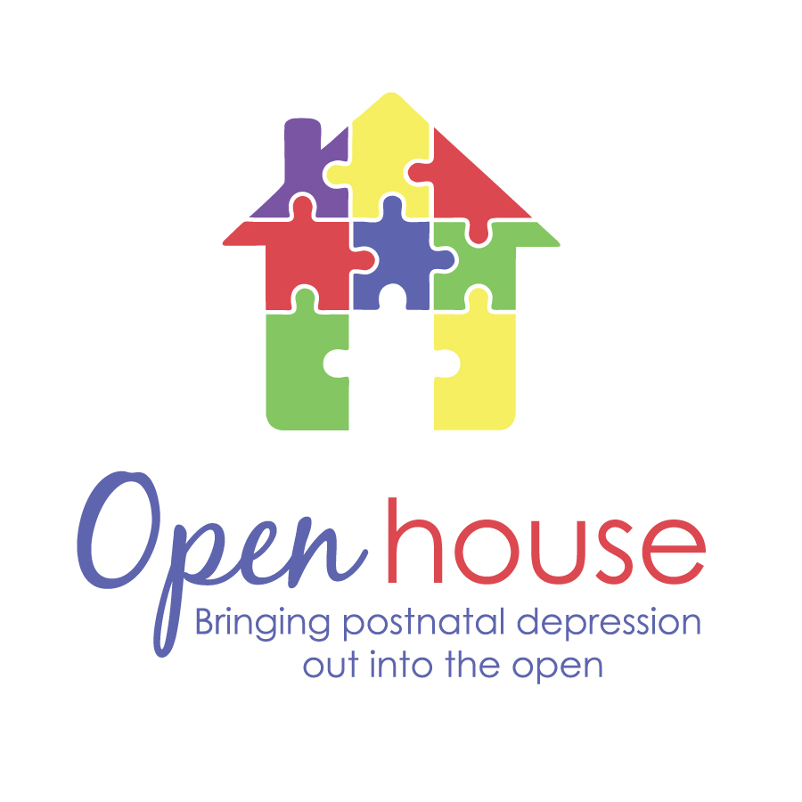Open house Logo design