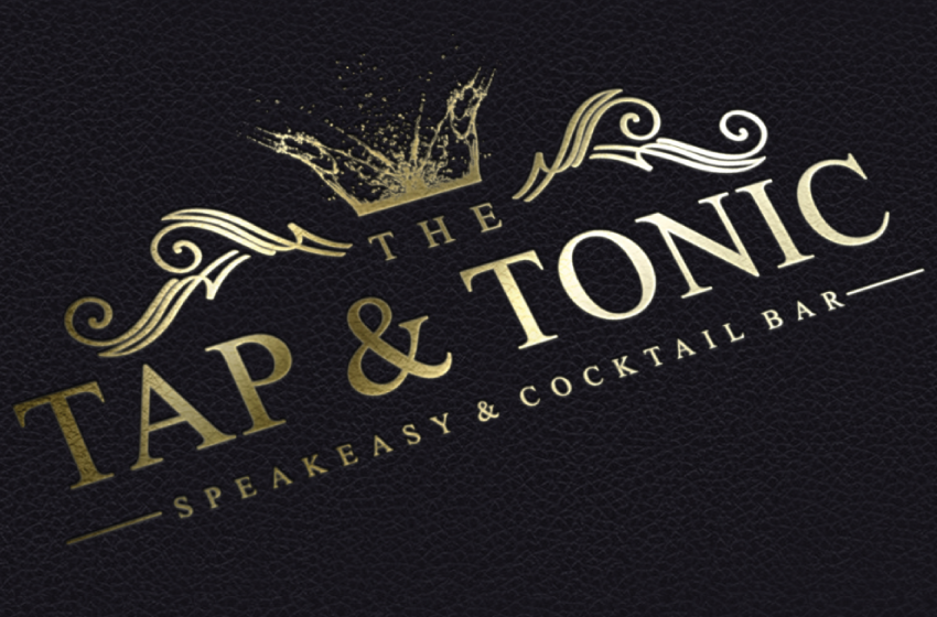 Tap and Tonic Branding