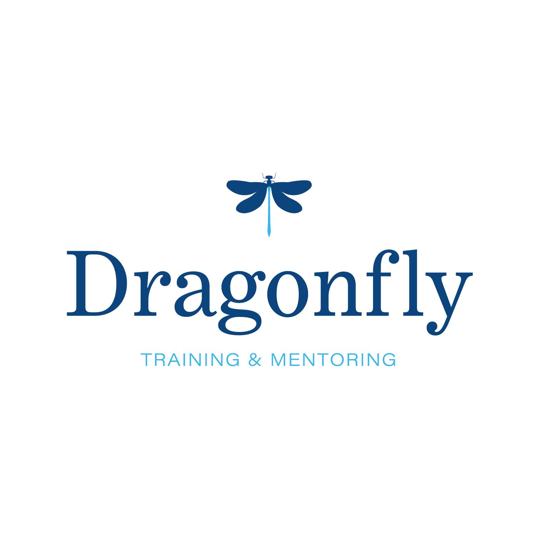 Blue Dragonfly Logo